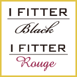 I FITTER black&Rouge